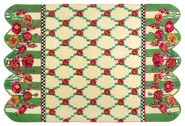 Merrifield Rug - 10' x 14' | MacKenzie-Childs eclectic-rugs