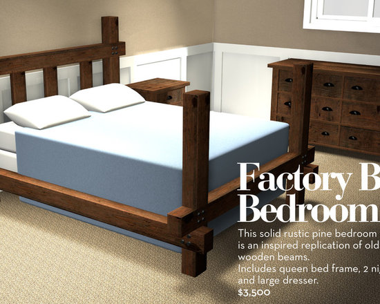 Designed Furniture -