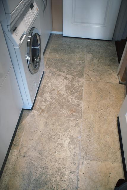 Millennium Wide Stone Planks mediterranean-floor-tiles