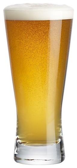 Portland 22 oz. Beer Glass modern-wine-glasses