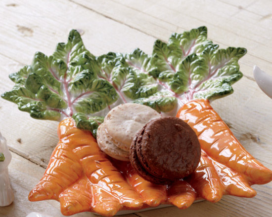 Ten-Carrot Plates -
