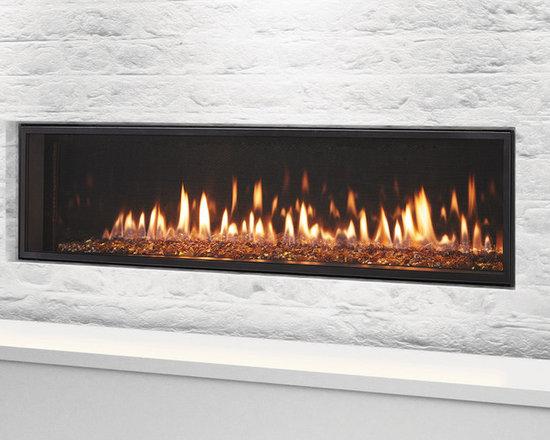 Mezzo Gas Fireplace -
