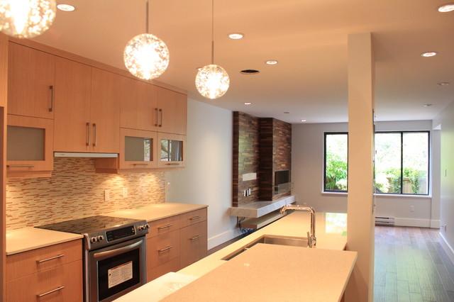 False Creek contemporary-kitchen
