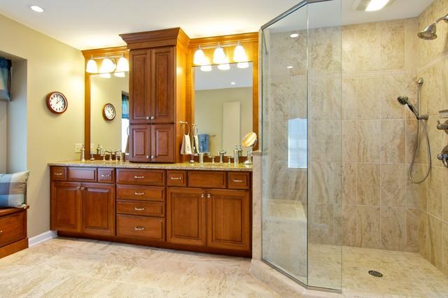 Classic Bathrooms Traditional Bathroom Cincinnati By Bauscher Construction Remodeling Inc