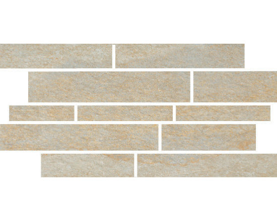Quartzite Collection Sunset Design 4 Mosaic -