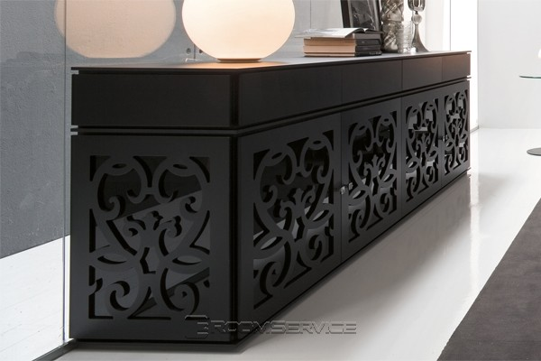 Paris Neo Rococo Buffet contemporary-buffets-and-sideboards