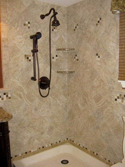 neutral and beautiful wall floor porcelain tile