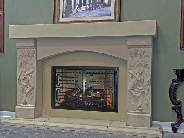 Manteldepot Popular Models Midcentury Indoor Fireplaces San Diego By Mantel Depot