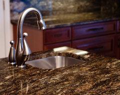 Saturnia Granite modern-kitchen-countertops