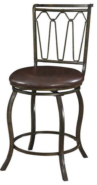 Powell Furniture Big And Tall Triple Cone 30 Quot Bar Stool