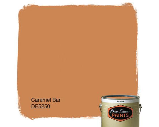 Dunn-Edwards Paints Caramel Bar DE5250 -
