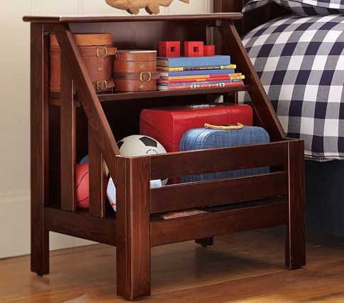 Kendall Storage Console Traditional Toy Organizers