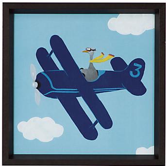 Bird in the Clouds - June Erica Vess modern-artwork