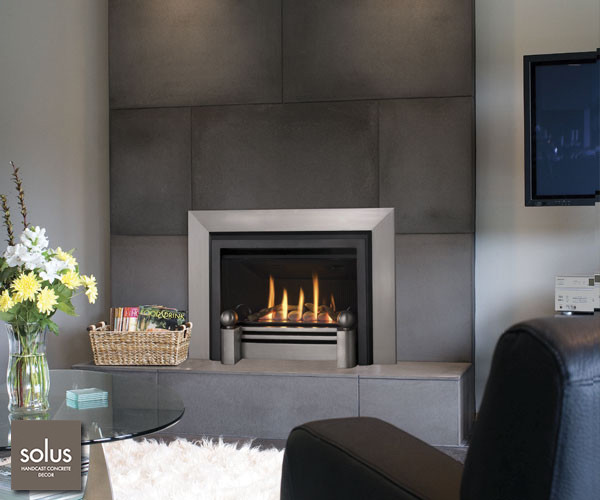Valor legend g3 modern fireplace accessories by - Contemporary fireplace ...