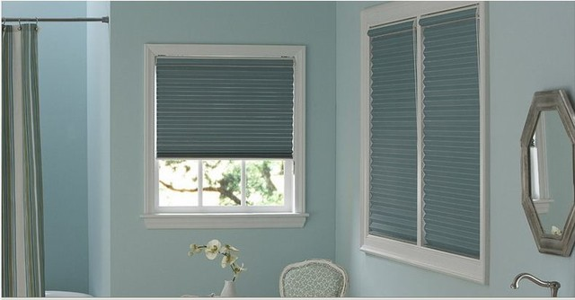 Bathroom Window Treatments Other Metro By 3 Day Blinds