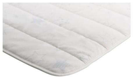 VYSSA TRÖST Mattress pad for small bed modern-mattress-toppers-and-pads
