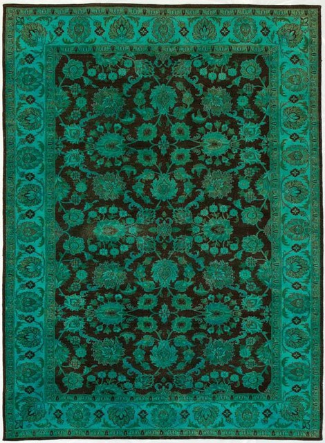 """Color Reform 6'1""""x8'9"""" eclectic-rugs"""