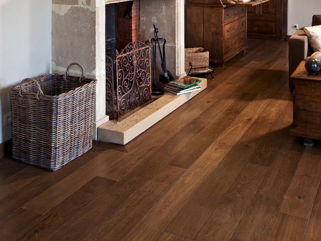 Chêne de l'est traditional-hardwood-flooring