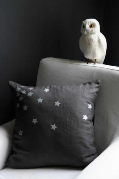Star Cushion by Wasp modern-decorative-pillows