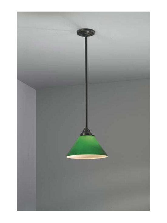 Donna Stem Ceiling Light - Donna Stem Ceiling Light by Illuminating Experiences