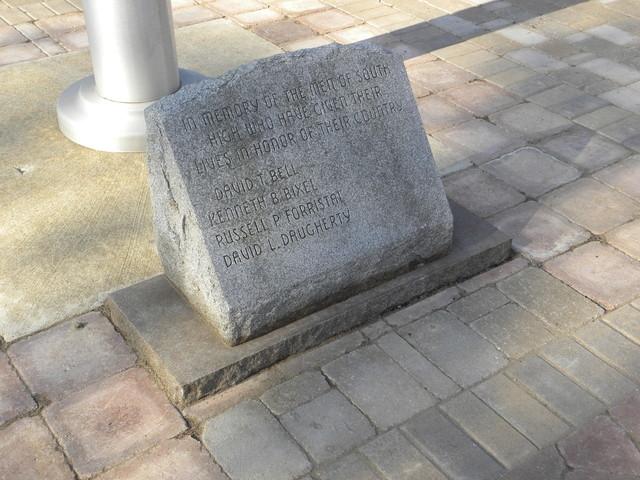 Rebel Memorial Walk