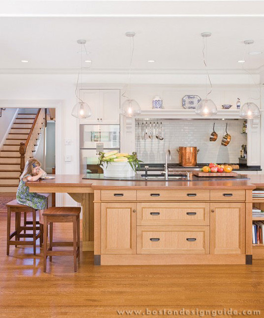 Kochman Reidt + Haigh Cabinetmakers - Custom Cabinetry, Architectural Millwork & traditional-kitchen