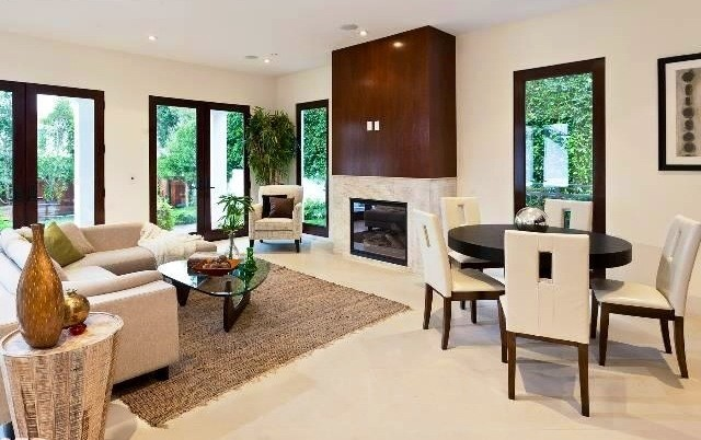 Home Staging - Beverly Hills, CA contemporary-living-room