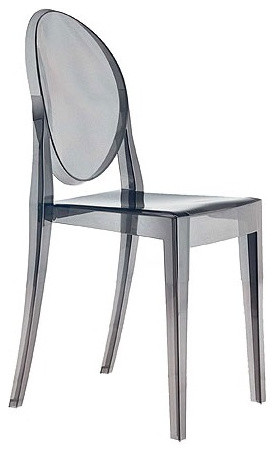 Kartell Victoria Ghost Chair modern-dining-chairs