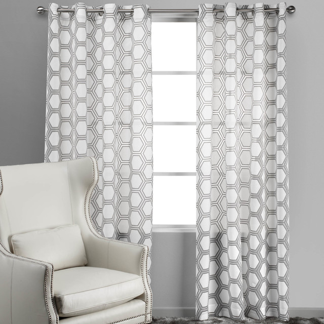Fabric Shower Curtains Cheap Grey Grommet Curtain Panels