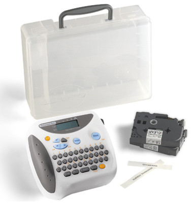 Our Label Maker With Translucent Case modern-home-electronics