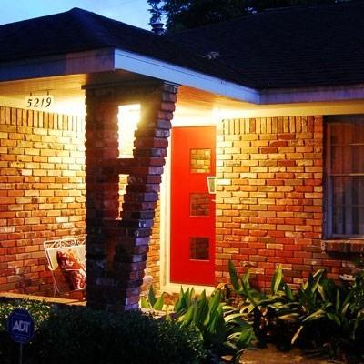 Crestview Doors - The Pasadena (A) Doorlite Kit modern-front-doors