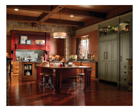 Platinum - Inset Cabinets by Medallion Cabinetry -