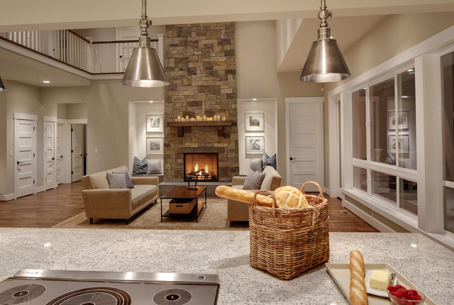 Woodinville Retreat transitional