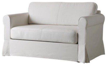 HAGALUND Sofabed Slipcover Modern Slipcovers And Chair Covers By