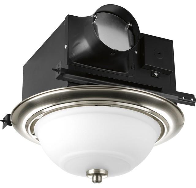 Progress Lighting Decorative Bathroom Exhaust Fan X Bwrts90 800vp Contemporary Bathroom