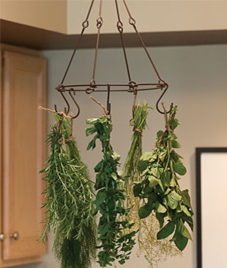 Herb & Flower Drying Kit traditional gardening tools
