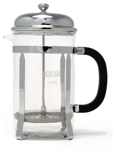la cafetiere classic 12 cup french press french presses by wayfair. Black Bedroom Furniture Sets. Home Design Ideas