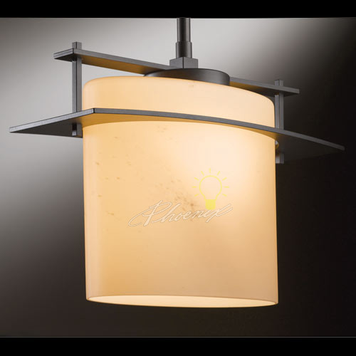 Arc Ellipse Medium Pendant modern-pendant-lighting