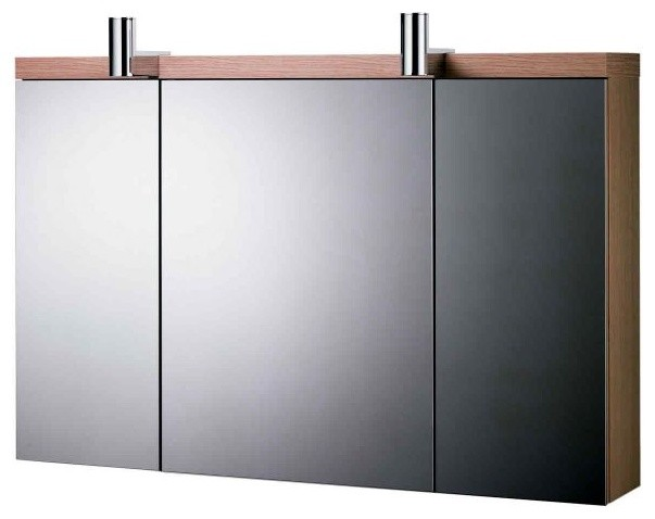 Ideal Standard Daylight Mirrored Wall Cabinet With Lights
