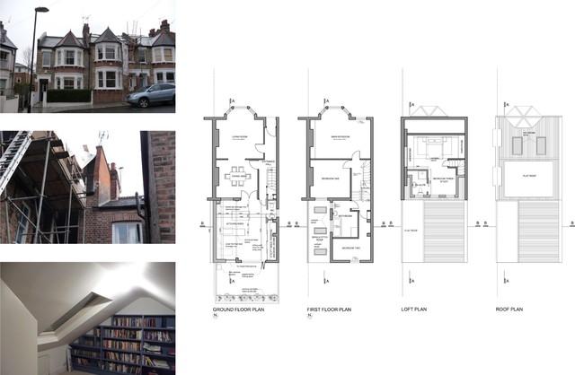 House London Floor Plan 640 x 418
