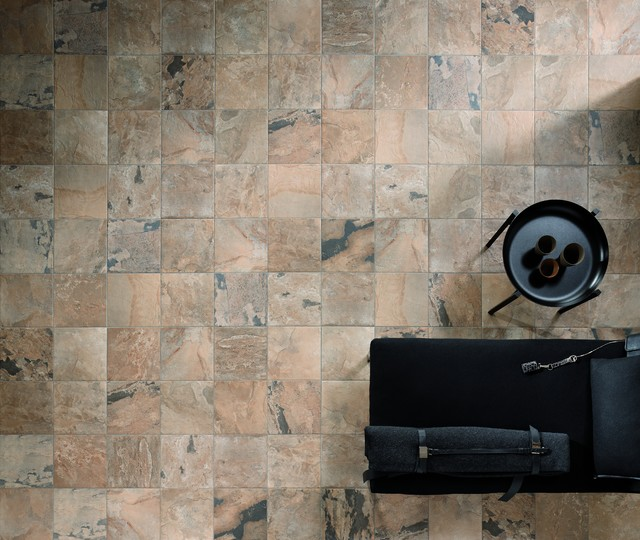 Natural  Slate - Autumn traditional-floor-tiles