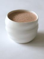 Hot Cocoa Mug contemporary-mugs