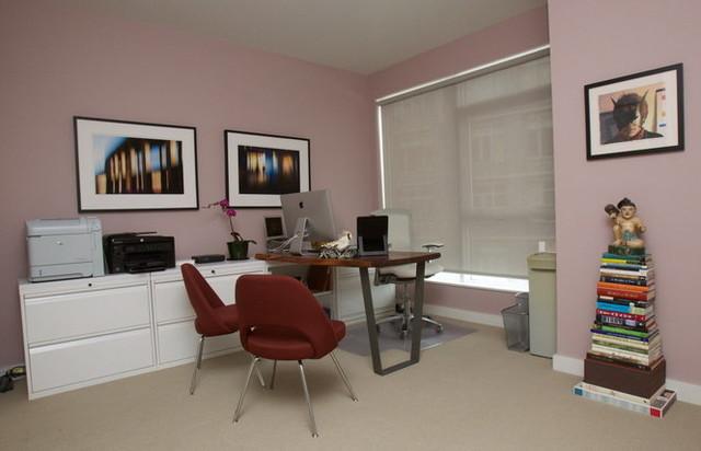 Modern Urban Living modern-home-office