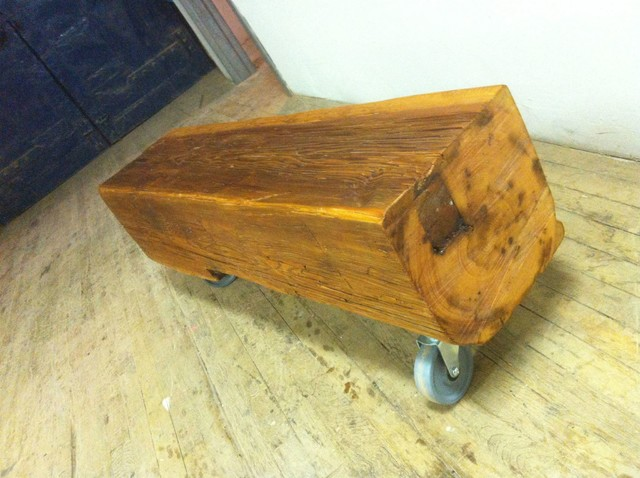 BEAM WHEELS - [BEAM ON WHEELS] - Industrial - Indoor Benches - toronto - by urbanproduct