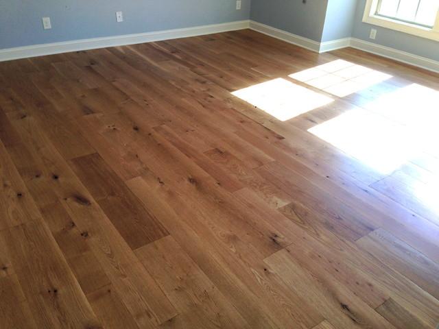 5 7 9 Inch Character White Oak Rustic Wood Flooring