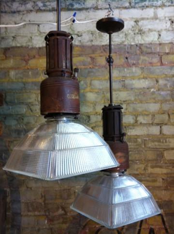 Industrial Farmhouse Kitchen Pendants
