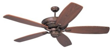 Monte Carlo 5SITB St. Ives 60 in. Indoor Ceiling Fan - Tuscan Bronze modern-ceiling-fans