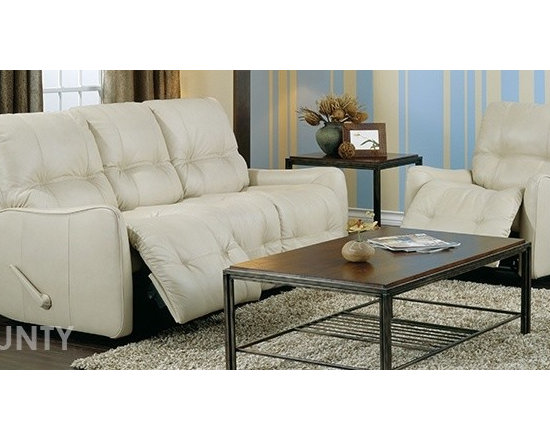 Palliser Bounty Home Theater Sofa Sectional -