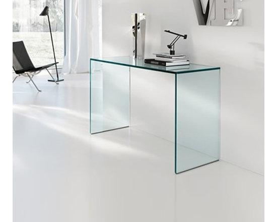 Tonelli - Tonelli   Gulliver Console Table - Design by M.U., 2011.