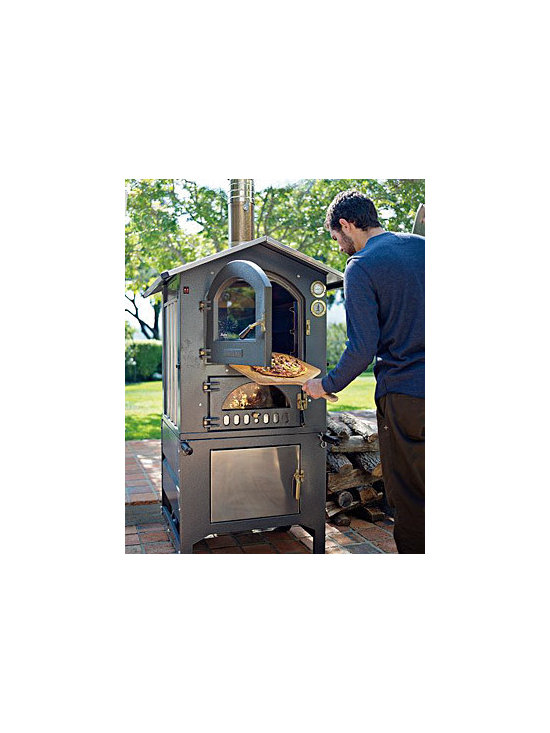 Fontana Gusto Wood-Fired Outdoor Oven -